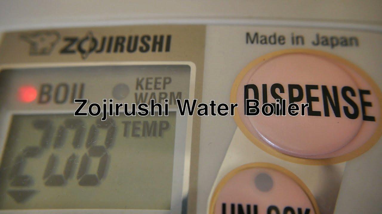 Zojirushi Water Boiler Dispenser Electric Hot Water