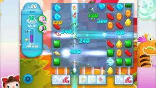Candy Crush Soda Saga Level 422 No Boosters