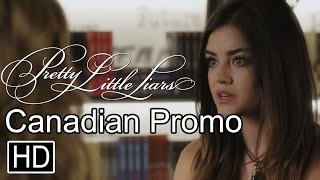 "M3: Pretty Little Liars - Canadian Promo 5x18 ""Oh, What Hard Luck Stories They All Hand Me"" [HD]"