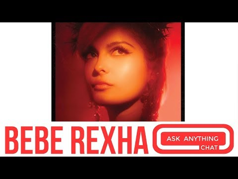 Most Requested Live with Romeo - #MostRequestedLive Ask Anything Chat: Bebe Rexha