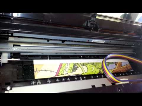 how to change ink csrtridges epson work force 2630