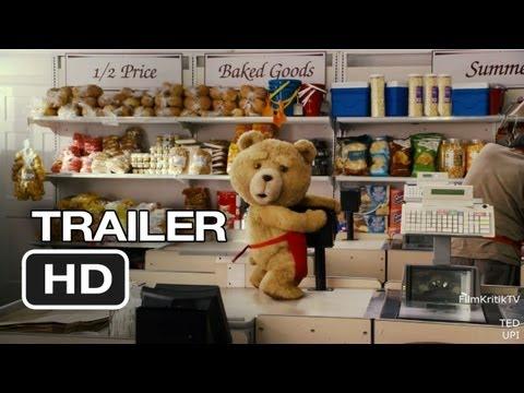 TED Trailer german deutsch [HD]