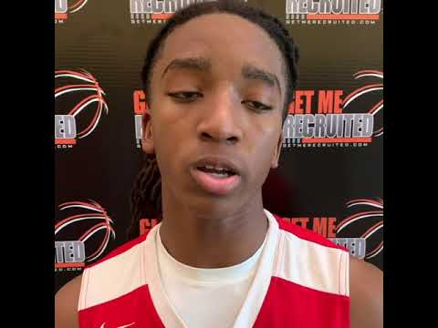 Kendrick Delahoussaye (LaFayette Celtics/LaFayette HS/LaFayette, LA) 2021 5'11 G