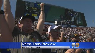 Rams Fans Can Expect A Better Experience At The Coliseum This Year