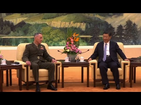 US, China Agree to Improve Military Communications
