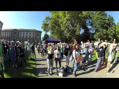 Welcome Days Université de Genève 2012
