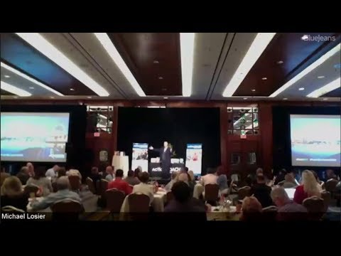 Episode #203 LIVE from the Four Season Hotel Vancouver ActionCOACH Global 2017 Conference