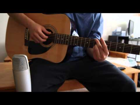 """""""Show Me Your Glory"""" by Jesus Culture tutorial"""