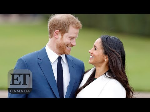 meghan markle dating prince harry for how long