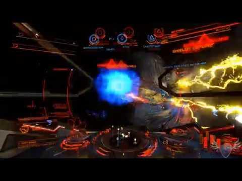 Nova Force VS Thargoids