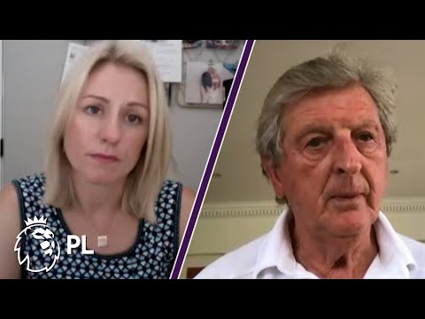 Roy Hodgson: Crystal Palace players using voice | Inside the Mind with Rebecca Lowe | NBC Sports