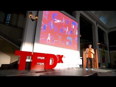 TEDxTaipei - Eames Demetrios - Stories of Parallel Universe