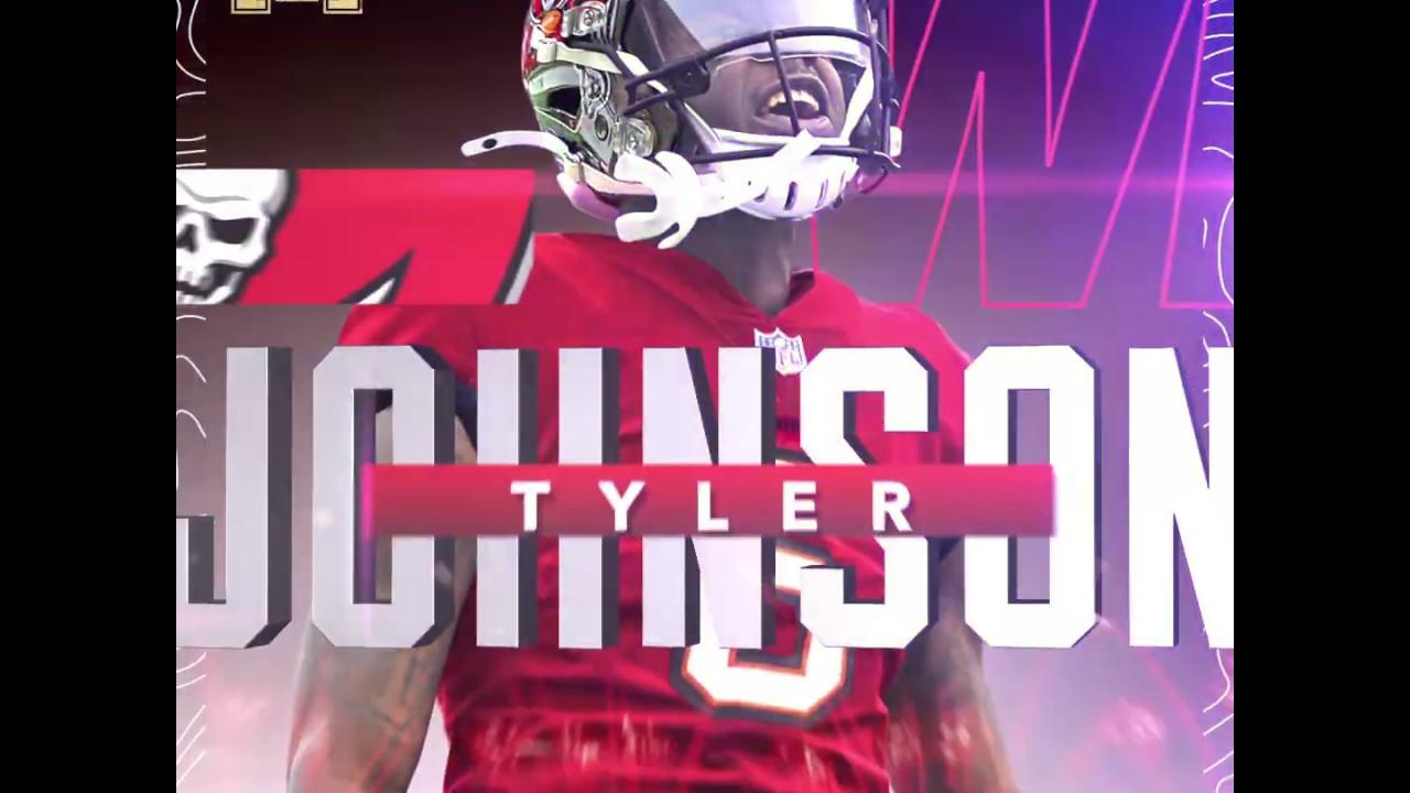Jersey Swap Tyler Johnson On The Tampa Bay Bucs 2020 Nfl Draft Youtube
