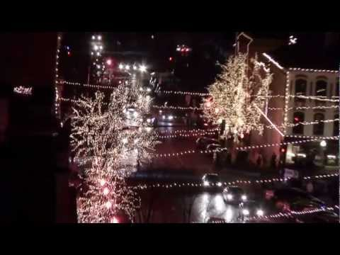 Bloomington Canopy of Lights & Bloomington Canopy of Lights - YouTube
