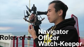 What is a WatchKeeper? Deck Officer? | THICK FOG!!! | Life at Sea | Mariner's Vlog #4