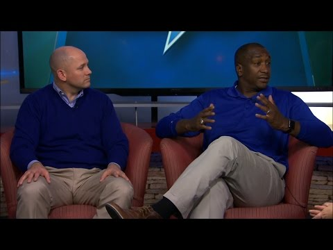 """Mary Jo Perino Sits Down With Jeff Sheppard & Jack """"Goose"""" Givens"""