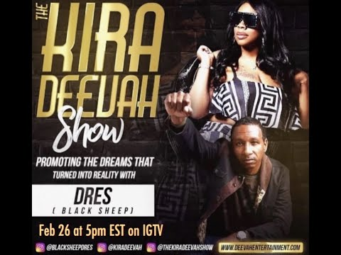 The Kira Deevah Show | Dres ( Black Sheep)