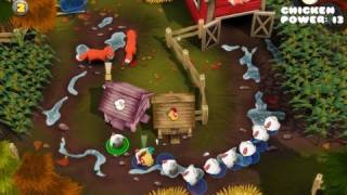 Chicken Coup Ipad Gameplay (universal App)