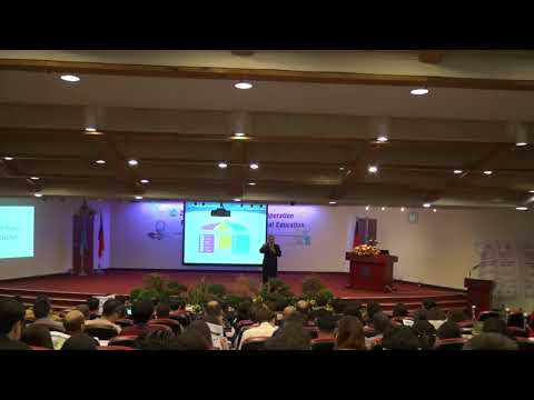 20180420 Taiwan International Cooperation Forum on Higher and Technical Education-Keynote Speech
