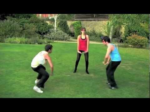Dance your dissertation 2010