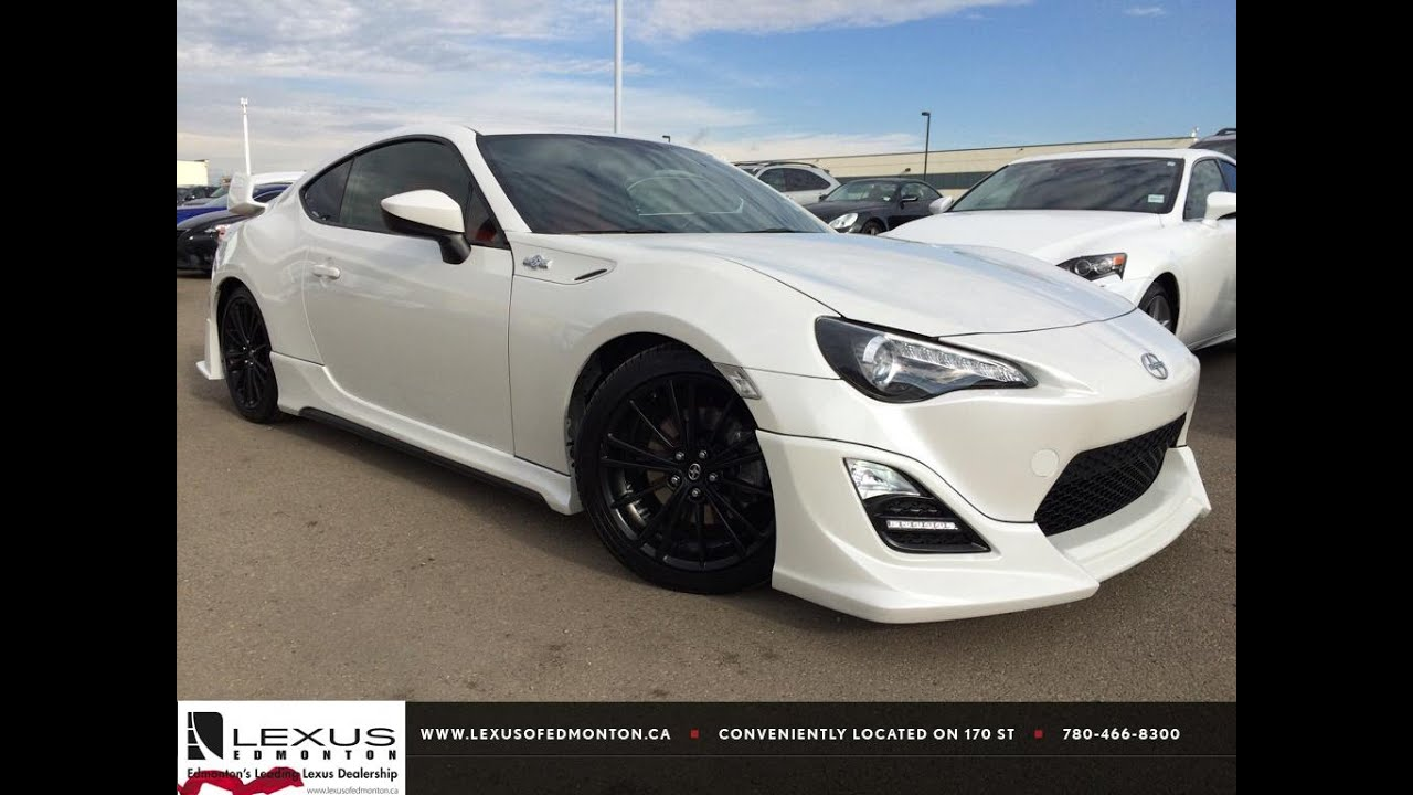 Pre Owned White 2013 Scion Fr S Auto Walk Around Review