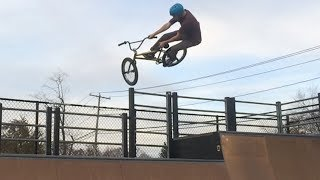 iPhone 5s BMX clips