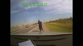 ДТП на трассе Тюмень — Курган, 12.07.2016