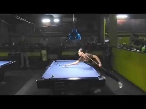 Nony Cirebon VS Ryan Setiawan di Final Open Turnamen Green Garden Billiard Jakarta 11022018