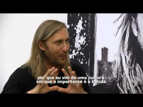 DJ DAVID GUETTA INTERVIEW - with Erica Reis