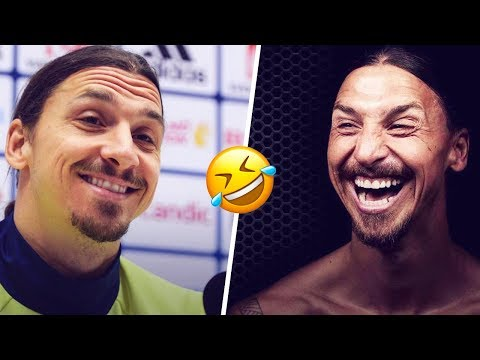 Zlatan Ibrahimovic's all-time greatest one-liners! - Oh My Goal