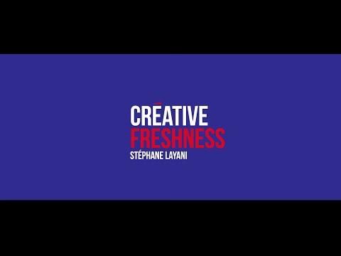 Créative France - Stéphane LAYANI - 翰吉斯市场(Rungis)