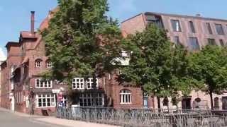 Гамбург (Hamburg)(Гамбург- один из красивейших городов Германии., 2015-04-04T00:49:28.000Z)
