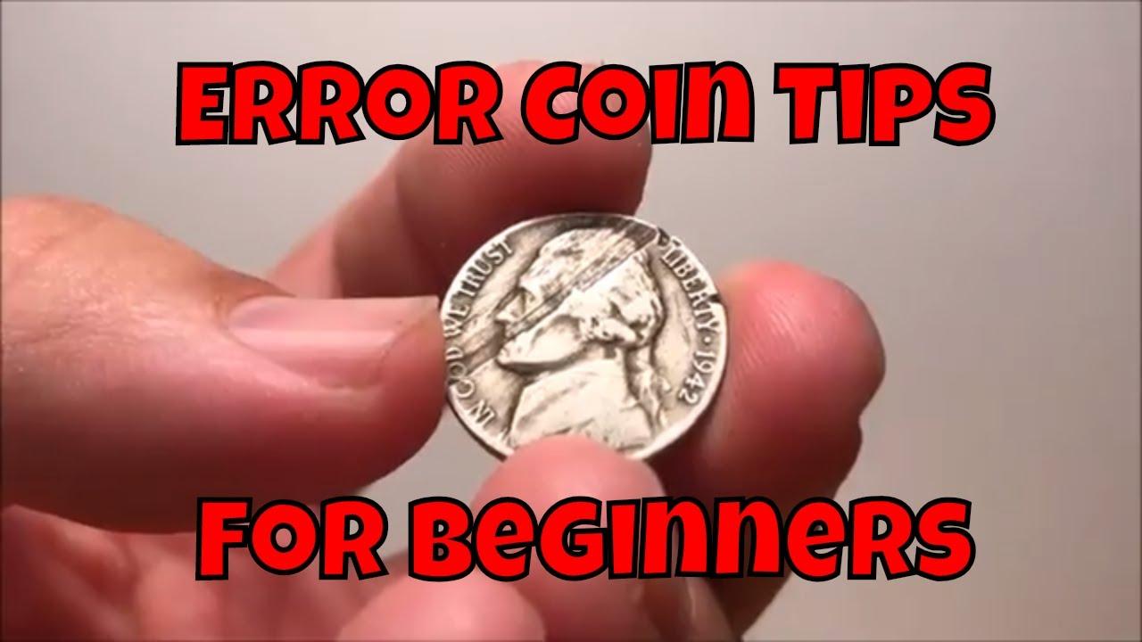 Error Coins For Beginners Spotlight Lamination Peel Errors Better Or Worse For Value Youtube