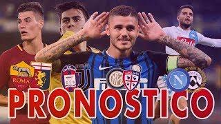 Juve e napoli: vietato sbagliare. inter, roma, lazio: champions chi?! (pronostici)