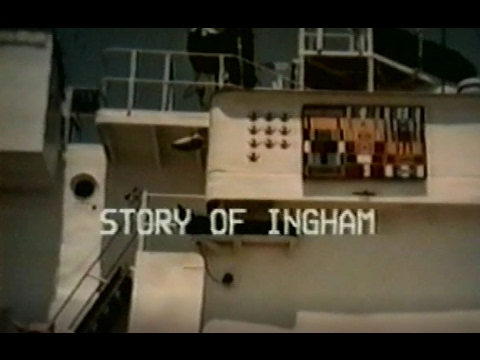The USCGC Ingham History Narrated