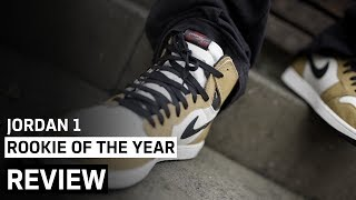 04d95f3525e580 jordan-1-rookie-of-the-year-on-foot Search on EasyTubers.com youtube ...