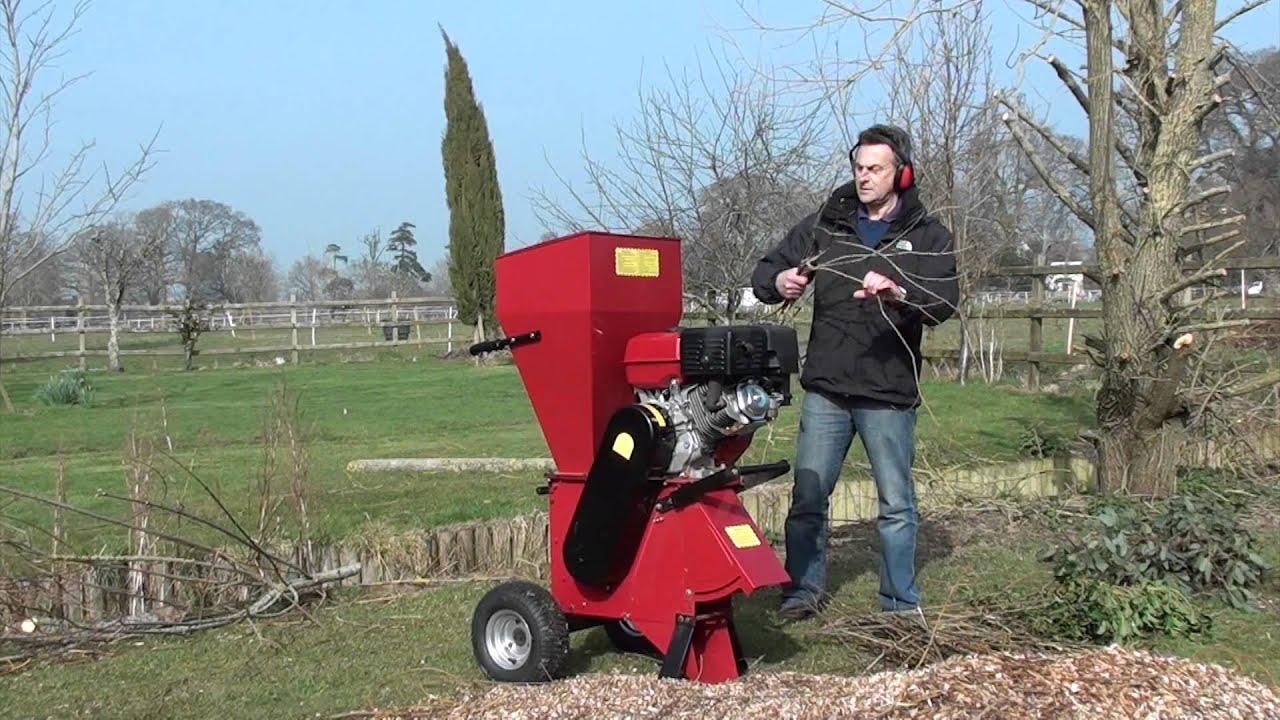 Shredder Chipper Mulcher Garden