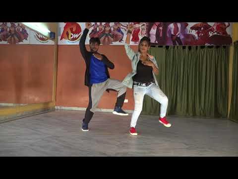 Hawa vich udta mera aeroplane// Choreograph by Arun & Priya