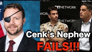 Cenk's Nephew Attacks Crenshaw