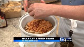 Mr. Food Test Kitchen: Hillbilly Baked Beans