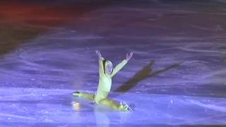 Nathan Chen's Lion King Program