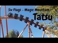 Tatsu - Six Flags Six Mountain