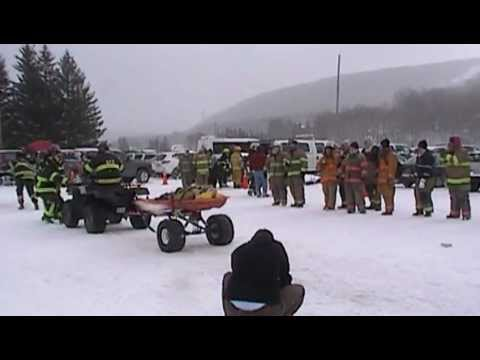 FASNY Winter Games 2013 - Owego Hose Teams