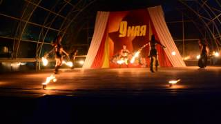 part 2: Fire and Medieval Theatre