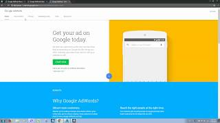 How to Create a Google AdWords account