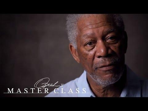Morgan Freeman's Aha! Moment | Oprah's Master Class | Oprah Winfrey Network