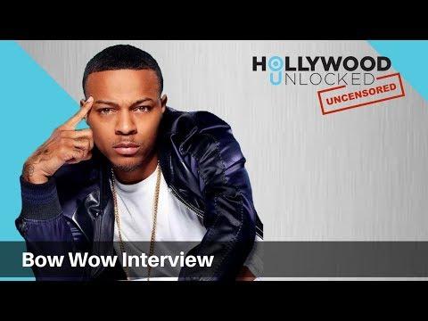 Bow Wow Talks Dating Kim Kardashian, Erica Mena & #BowWowChallenge Hollywood Unlocked [UNCENSORED]