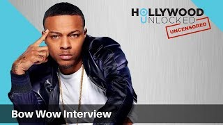 Bow Wow Talks Dating Kim Kardashian Erica Mena  BowWowChallenge Hollywood Unlocked UNCENSORED
