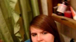 Amandas hair job