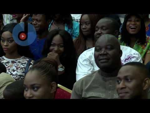 BASKETMOUTH LATEST COMEDY 2017 : Glo Laffta Fest Benin